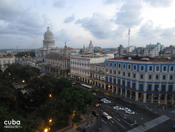 View of Old havana © Cuba Absolutely, 2014