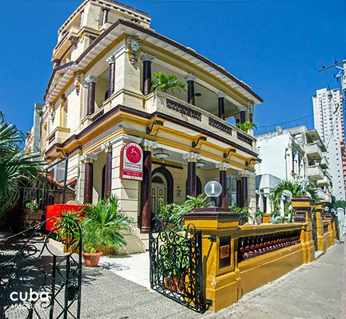 La Casona de 17 restaurant in Vedado © Cuba Absolutely, 2014