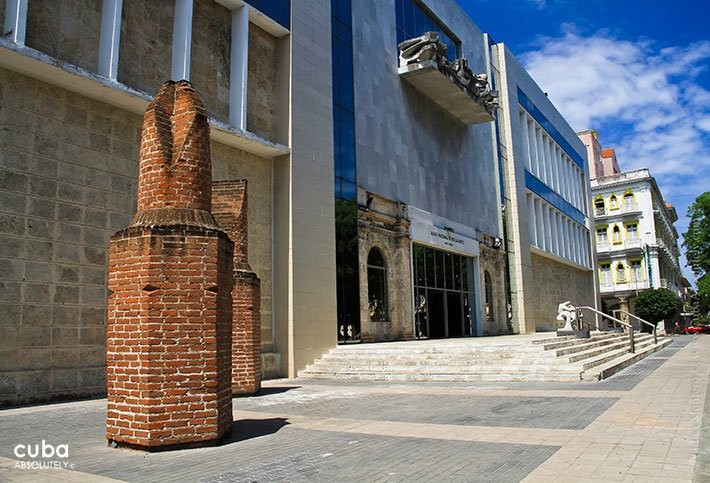 Cuban art museum in old havana © Cuba Absolutely, 2014