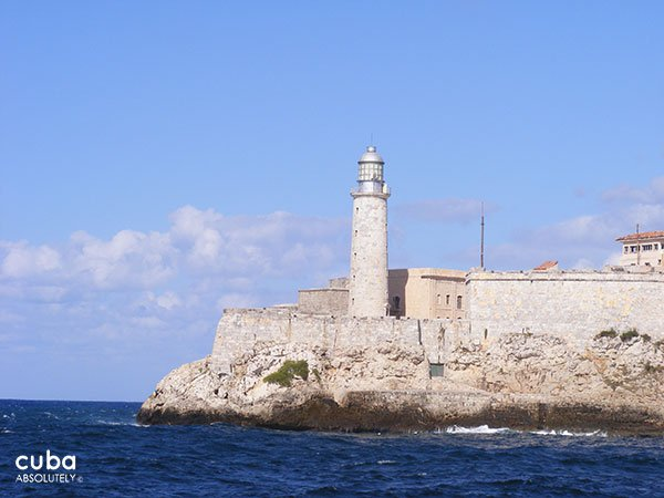View of Morro castle © Cuba Absolutely, 2014