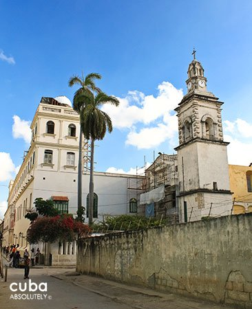 Our Lady of Belen convent in old Havana © Cuba Absolutely, 2014