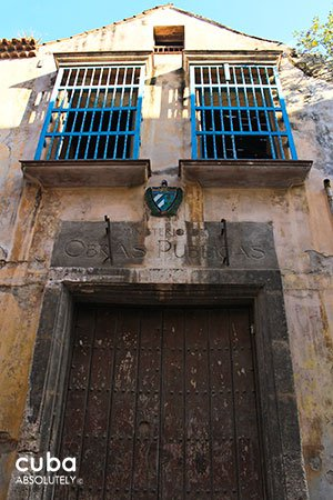 Santa Clara convent in old havana © Cuba Absolutely, 2014