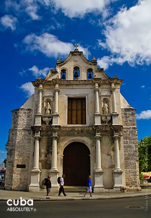 San Francisco de Paula church, view of the building © Cuba Absolutely, 2014