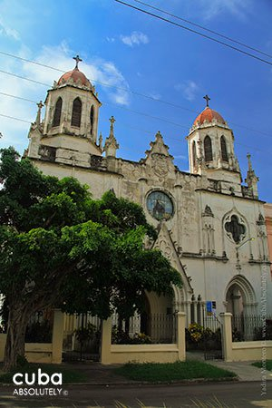 Santa Catalina de Siena church © Cuba Absolutely, 2014