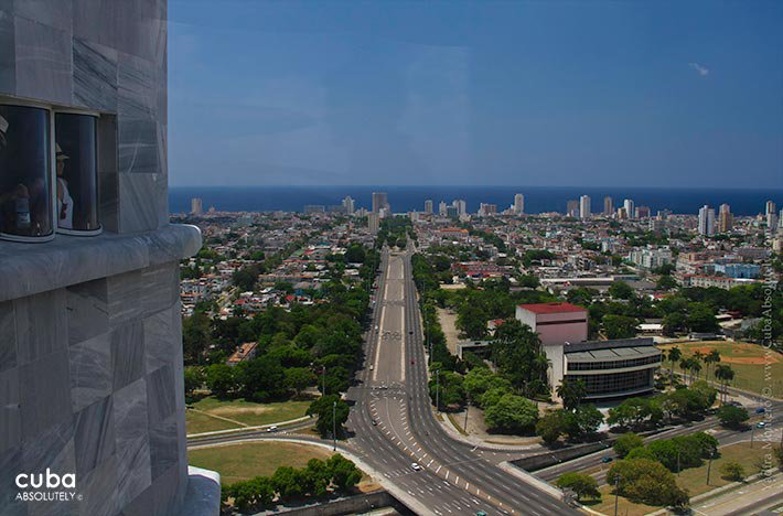 Memorial museum Jose Marti in Vedado © Cuba Absolutely, 2014