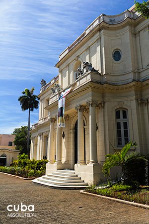 Decorative museum in Vedado© Cuba Absolutely, 2014