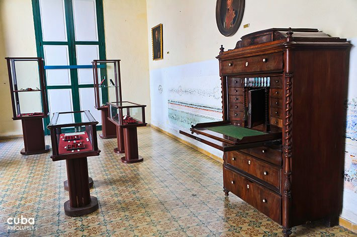 Goldsmithery museum © Cuba Absolutely, 2014