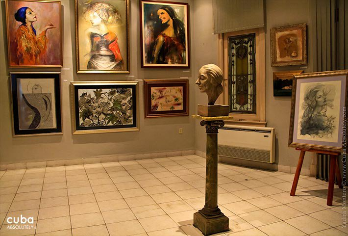 Dance museum in Vedado © Cuba Absolutely, 2014