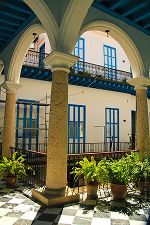 Lombillo Count Palace © Cuba Absolutely, 2014