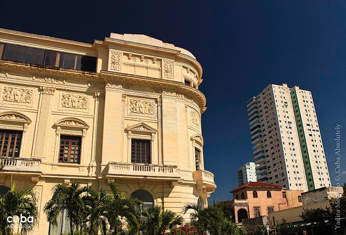 Amadeo Roldan Theatre in Vedado© Cuba Absolutely, 2014