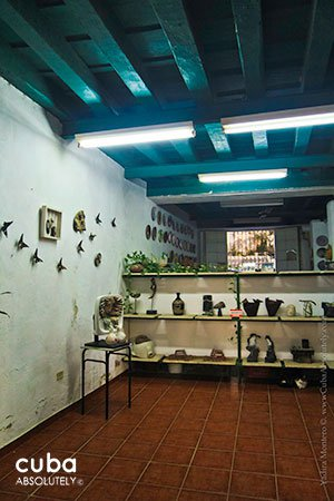 ceramics store Terracota© Cuba Absolutely, 2014
