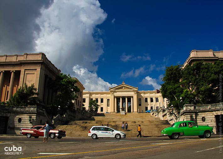 University of Habana in Vedado© Cuba Absolutely, 2014