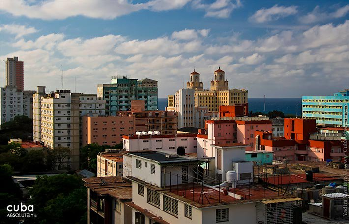 view of Vedado © Cuba Absolutely, 2014