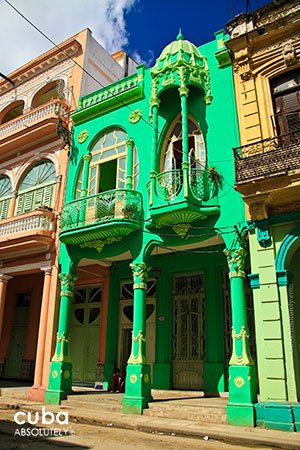 Group Of Houses On C 225 Rdenas Street Havana City Guide