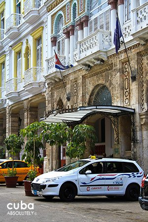 Sevilla hotel in old havana© Cuba Absolutely, 2014
