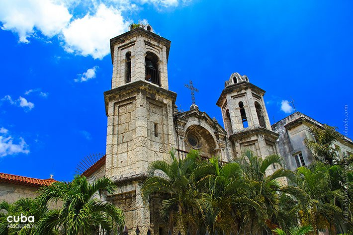 Church of Santo Cristo in old havana© Cuba Absolutely, 2014