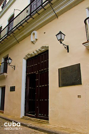 Alejandro Humboldt Museum in old havana© Cuba Absolutely, 2014
