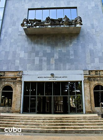 cuban arts museum in old havana© Cuba Absolutely, 2014