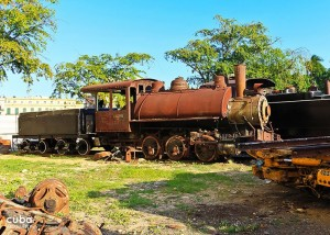old trains museum in old havana© Cuba Absolutely, 2014