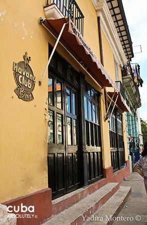 rum museum in old havana© Cuba Absolutely, 2014