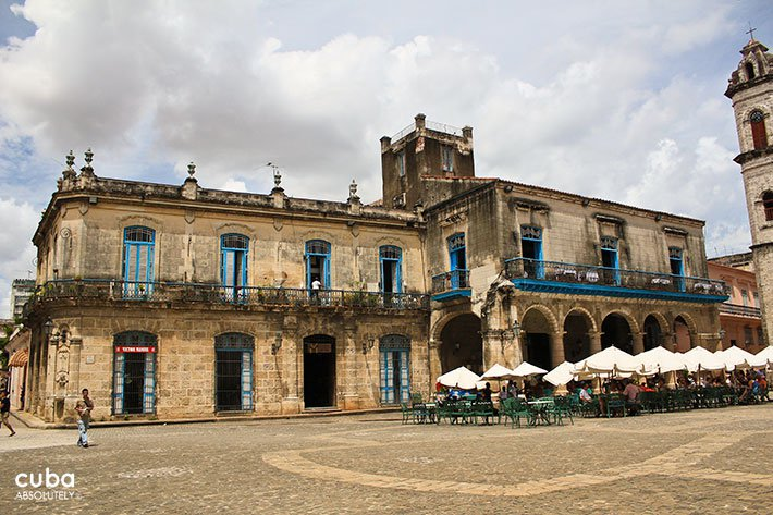 Cathedral Square in old havana© Cuba Absolutely, 2014