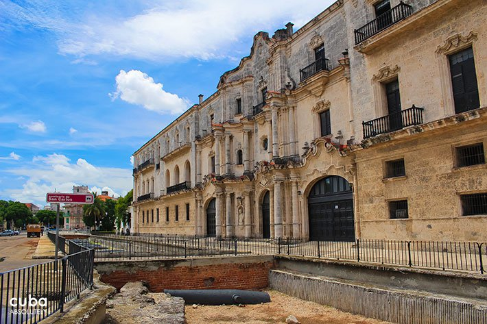 San Carlos seminary in old havana© Cuba Absolutely, 2014