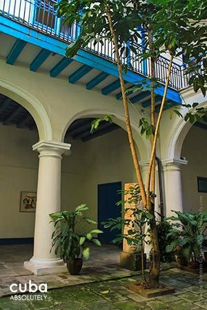 Osvaldo Guayasamin House, gallery and museum in Old Havana © Cuba Absolutely, 2014