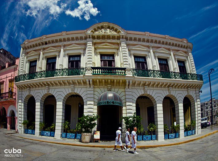 Armadores de Santander Hotel in Old Havana  © Cuba Absolutely, 2014 - 2020