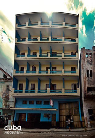 Lido Hotel in Old Havana © Cuba Absolutely, 2014 - 2020