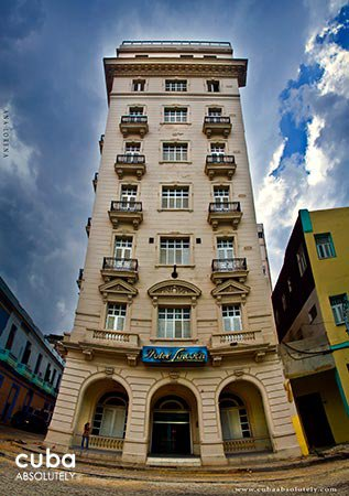 Lincoln hotel in Old Havana © Cuba Absolutely, 2014 - 2020