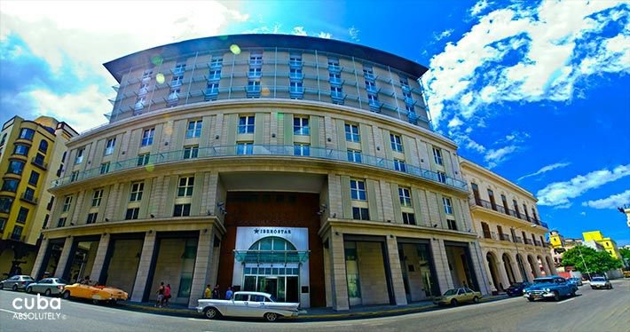 Parque Central hotel in Old Havana © Cuba Absolutely, 2014 - 2020