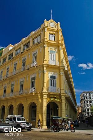 Plaza Hotel in Old Havana © Cuba Absolutely, 2014 - 2020