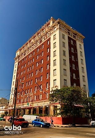 Presidente hotel in Vedado © Cuba Absolutely, 2014 - 2020
