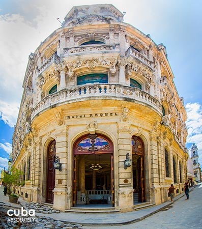 Raquel Hotel in Old Havana © Cuba Absolutely, 2014 - 2020