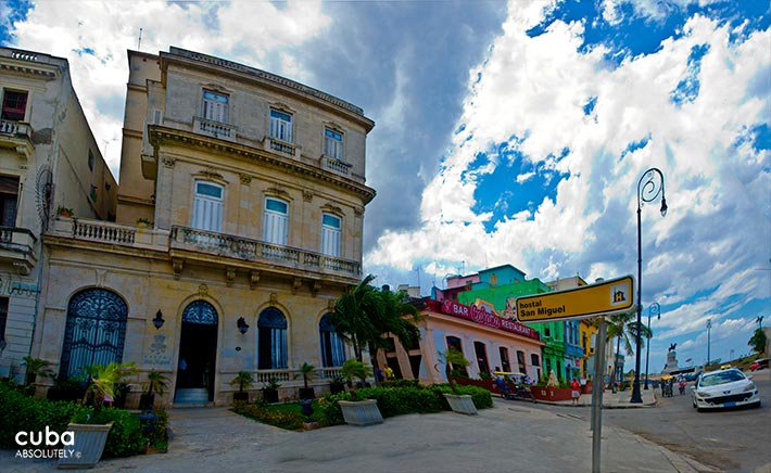San Miguel hotel in Old Havana © Cuba Absolutely, 2014 - 2020