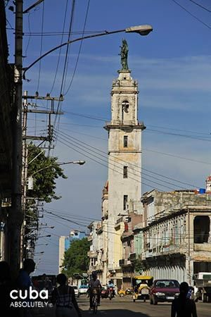 Carmen convent church, bell tower © Cuba Absolutely, 2014 - 2020