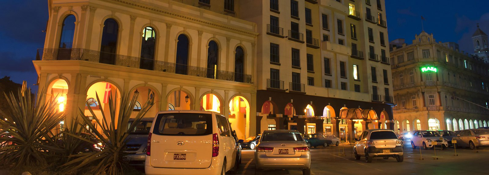 Hotel Parque Central in Old Havana