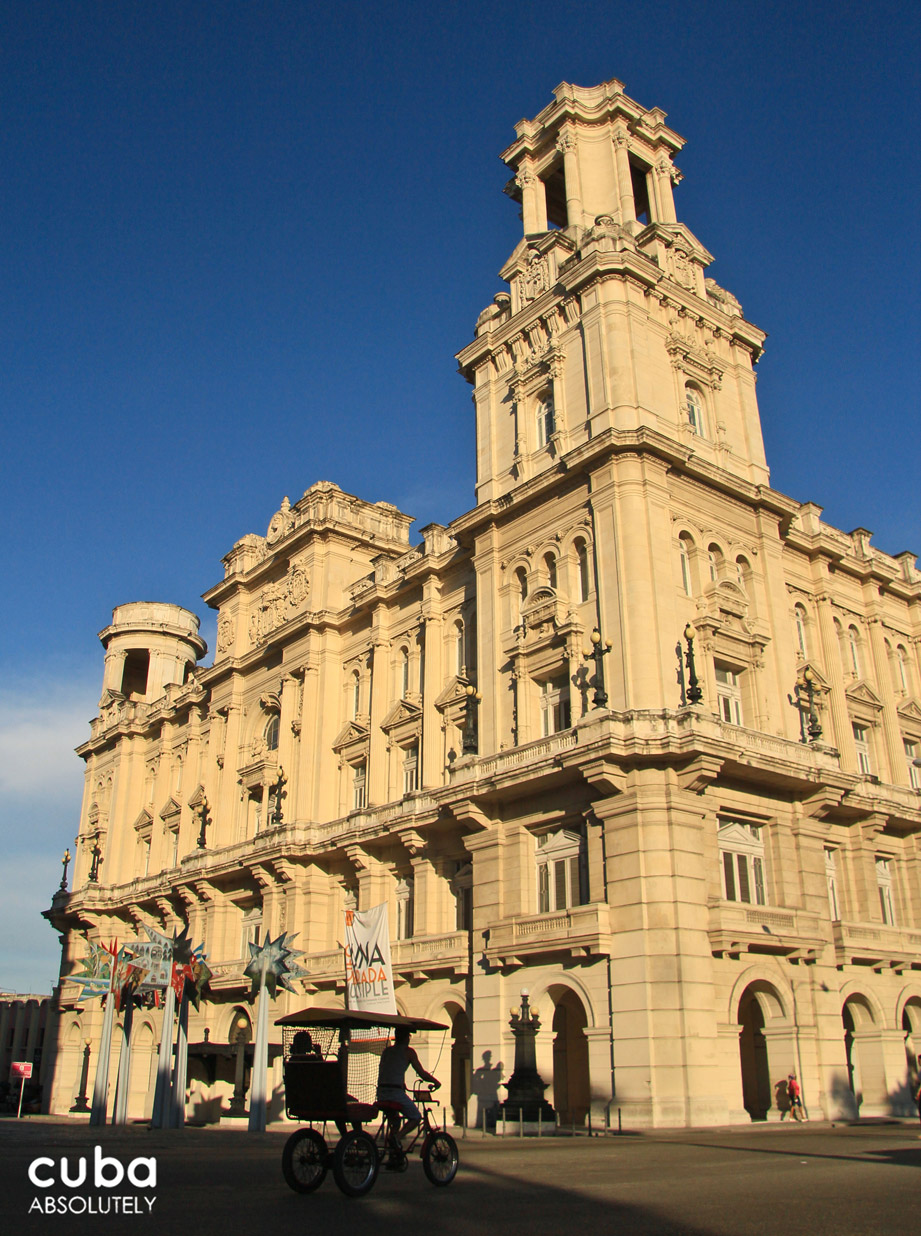In 2001, after the new venues were chosen for the National Museum of Fine Arts, the international collection was installed in the former Centro Asturiano, a magnificent edifice built in Spanish Renaissance style in 1927. Havana, Cuba