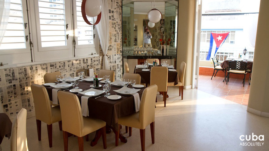 A collaboration between Lorenzo Enrique Nieto and José Figueroa, their previous management of Havana Vieja's one-time star restaurant, El Templete, fades in comparison to what they've done with Café Laurent. Havana, Cuba
