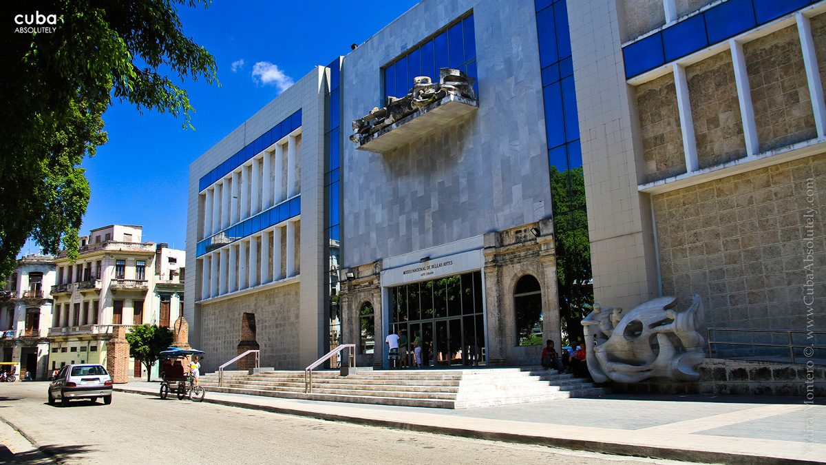 Both the Cuban and the International collections should be high on the list for any visitor even remotely interested in art and culture. Havana, Cuba