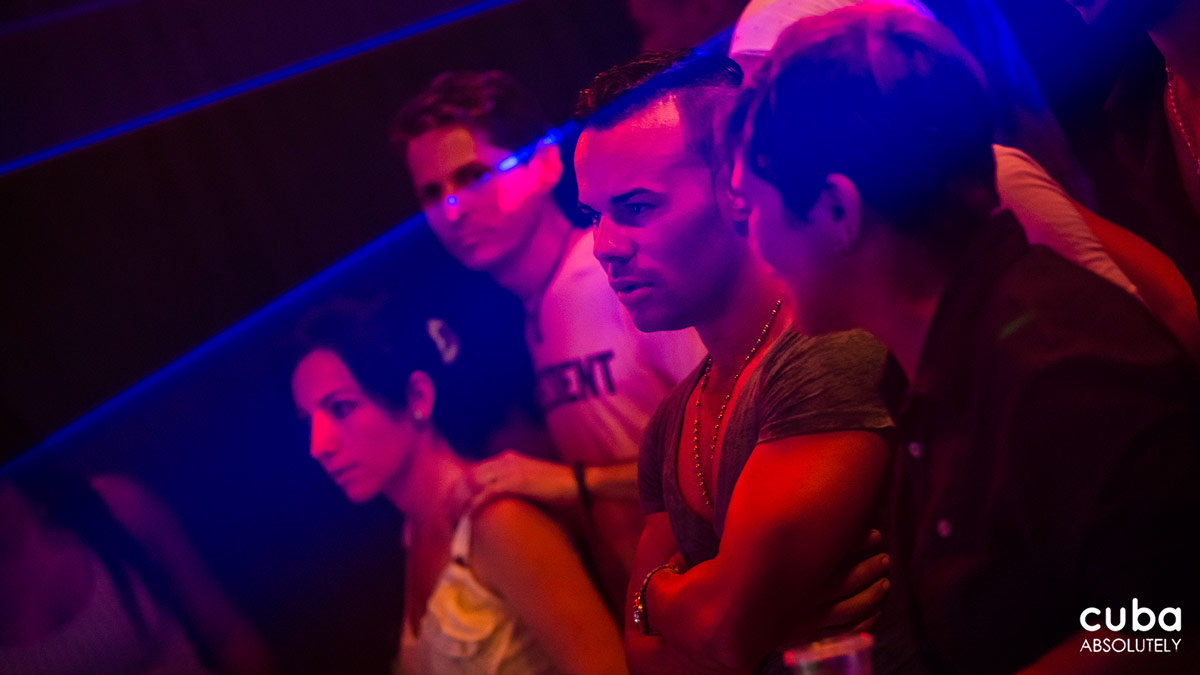 This disco is transformed into a hopping hot spot every Friday night when LGBTI Cuban youth and friends hit the big dance floor to get their groove on to a live DJ. Havana, Cuba
