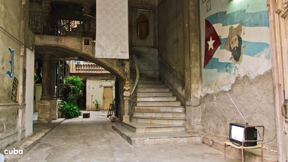 La Guarida remains the classic, best known, and must-see for any visiting foodie. Havana, Cuba