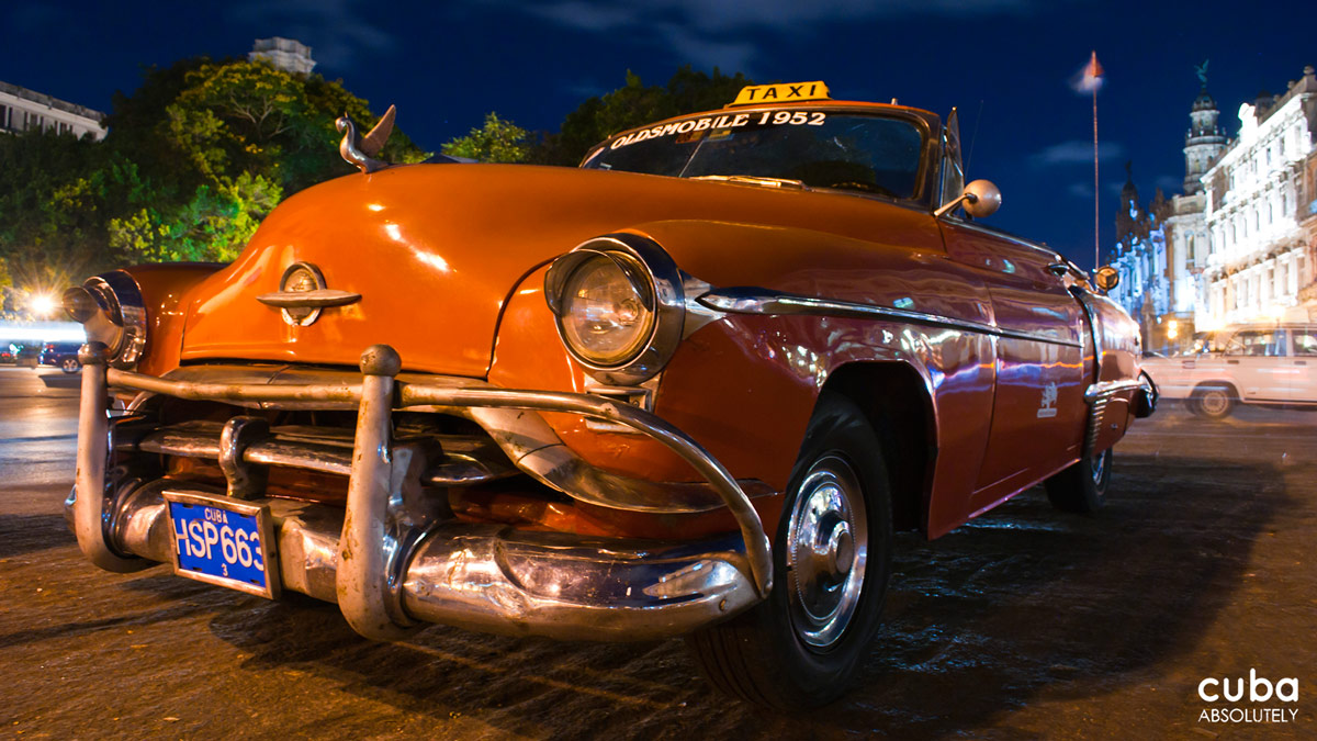 At 50 cents a ride, you can't go far wrong, or at least that's the theory. It brings to mind the quip that when is a taxi not a taxi? Havana, Cuba