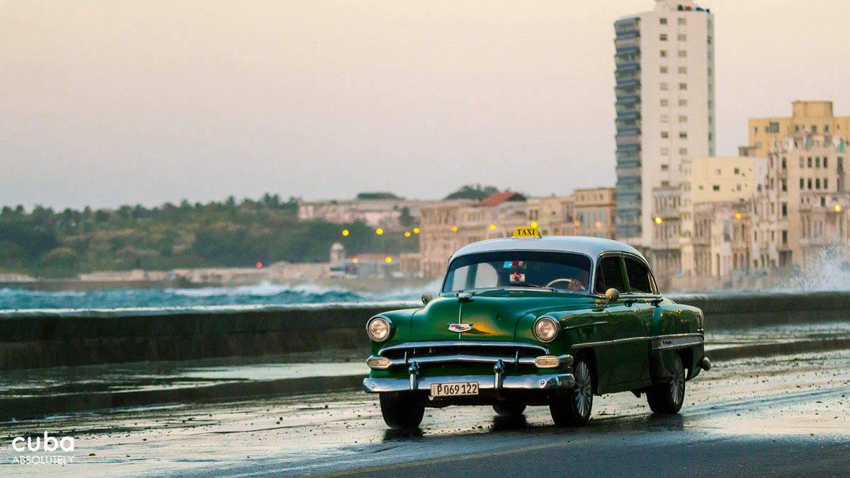 for less than one dollar, you can more or less get all over Havana. Granted, you might have to walk a little bit once you hop out of the almendrón, but far worse disasters have occurred. Havana, Cuba