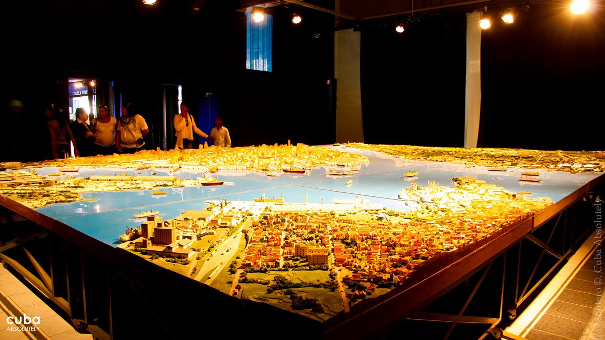 There are many scale models of cities the world over, like the ones in Moscow, Stockholm, Tokyo, London, Quebec City, New York and Shanghai, the latter two being the largest and second largest scale models in the globe, respectively, while our own scale model of Havana ranks third. Havana, Cuba