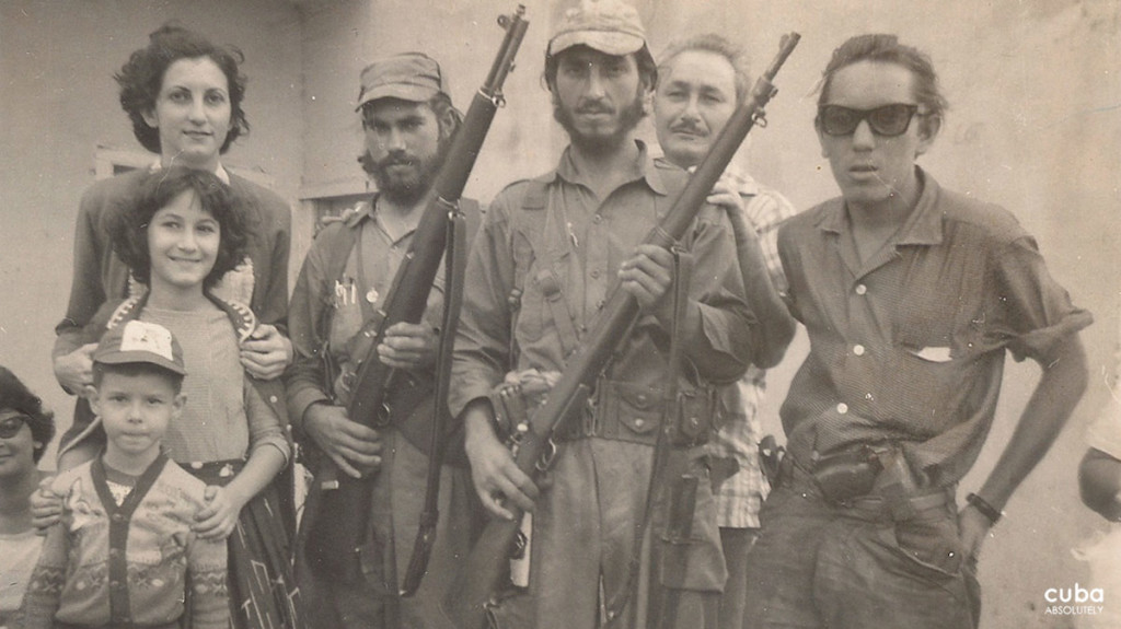 There were few Cuban families--from all social classes--who did not have a relative involved in the resistance against the dictatorial government. Havana, Cuba