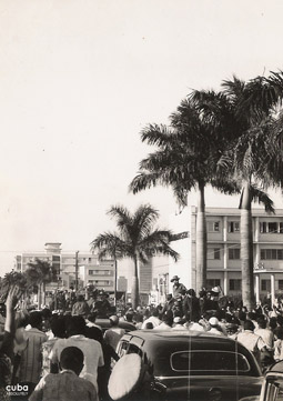 But on that January 1, 1959, a new era in the national history had begun. Cuba was happy. Havana, Cuba