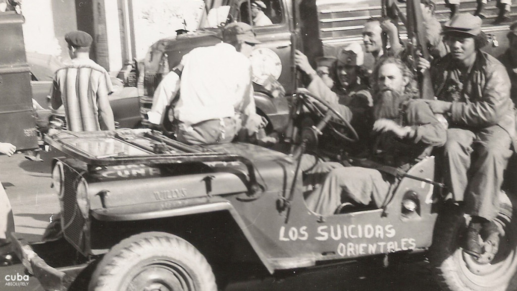 """""""Los Suicidas Orientales"""" (Suicidals from the East)--the Cuba version of the Japanese kamikaze, only in this case they were called """"suicidal"""" for being """"excecively"""" brave in the face of danger. Havana, Cuba"""