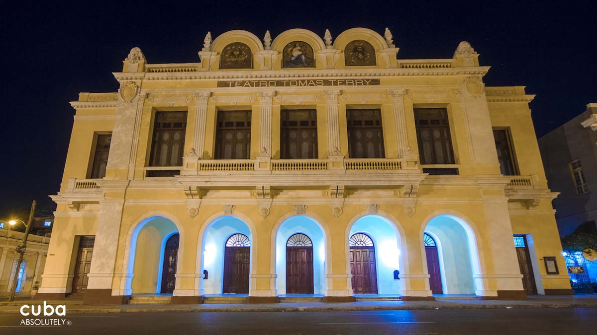 Sponsored by the Tomas Terry Theatre in Cienfuegos, this Monologue Festival was launched in 2003 with the aim of validating a genre, which by nature demands intense commitment of playwrights as well as actors. Cienfuegos, Cuba