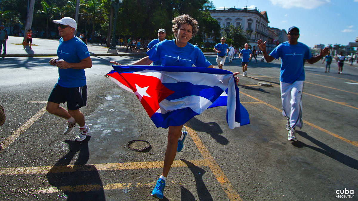 If you are in Cuba during the time of the Terry Fox Marathon of Hope, this is a great event to participle in the 4km circuit whatever you level of fitness, no pre-registration required. Havana, Cuba